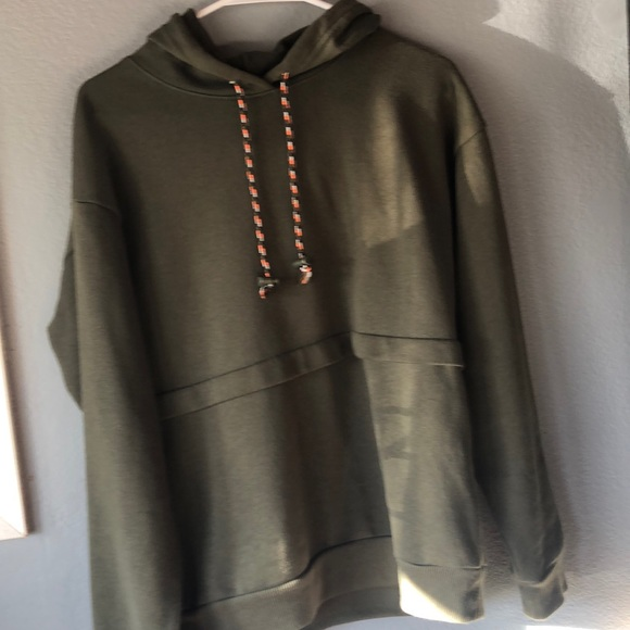 Large olive Wild Fable hoodie